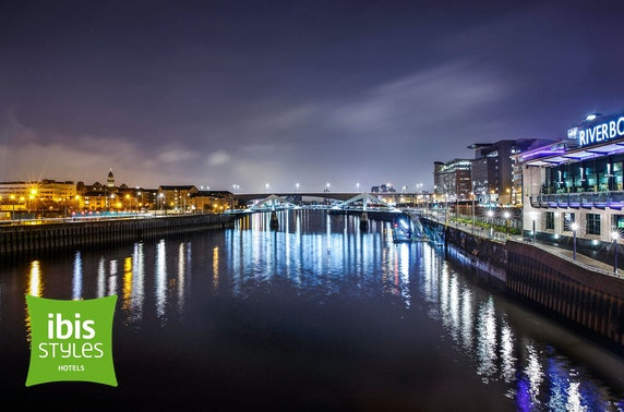 ibis Styles Glasgow stay, nr Central Station - from £59