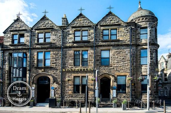 Brand-new Dram & Haggis, St Andrews