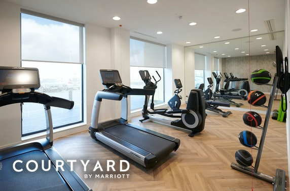 Courtyard by Marriott Inverness Airport stay