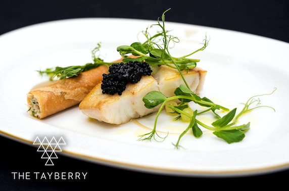 AA Rosette-awarded The Tayberry