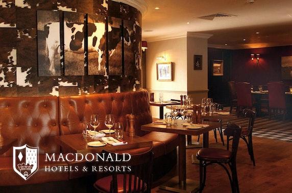 Macdonald Inchyra Sunday lunch