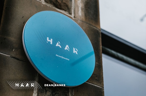 Haar at-home fine dining box