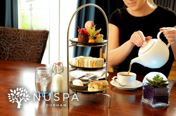 Spa day & afternoon tea, NUSPA Durham