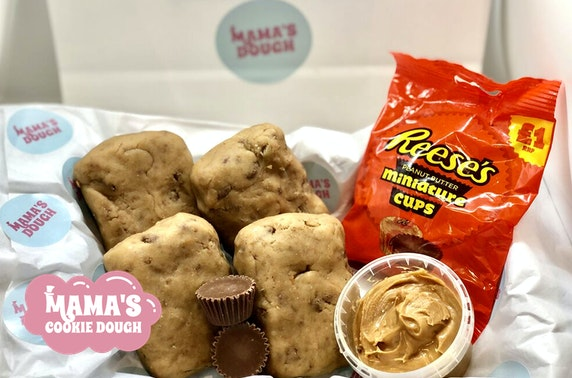 One cookie dough kit