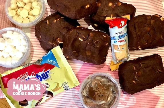 Five cookie dough kits