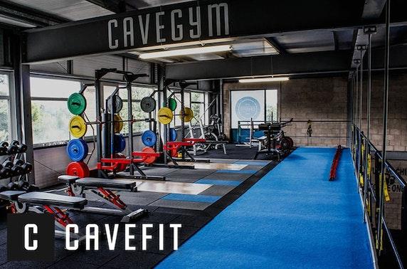 CaveFit, Edinburgh