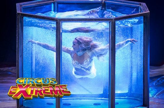 Circus Extreme, Newcastle Nuns Moor