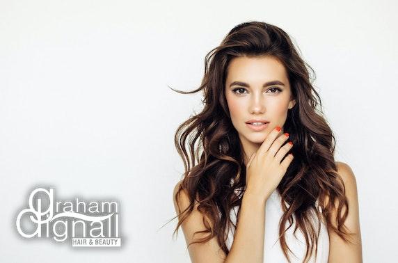 Cut & optional colour, Graham Dignall Hair & Beauty