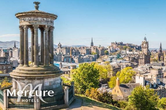 Mercure Princes Street stay, Edinburgh