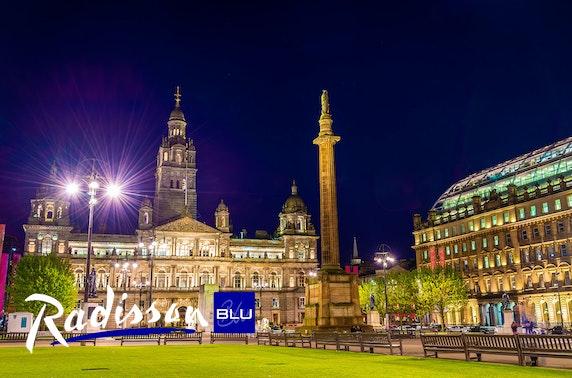 4* Radisson Blu Glasgow stay