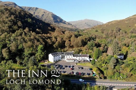 The Inn on Loch Lomond dining