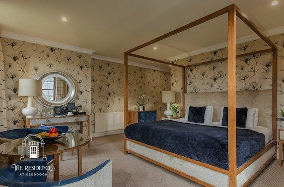 4* Gleddoch Hotel suite stay