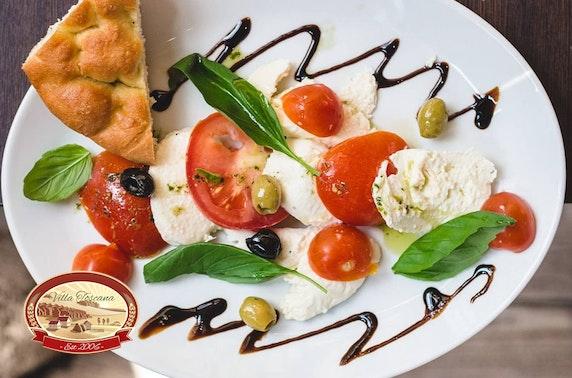 Authentic Italian dining, Finnieston