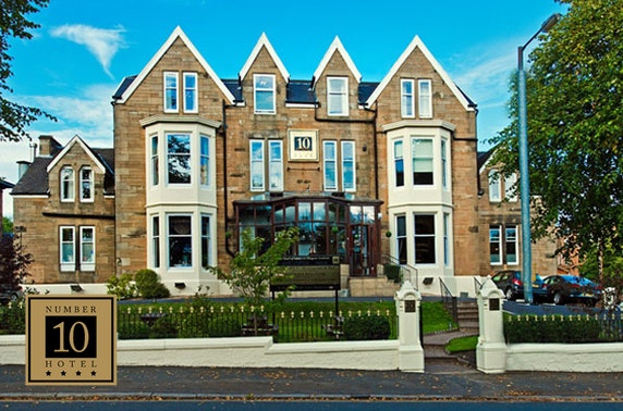 4* Glasgow Southside stay