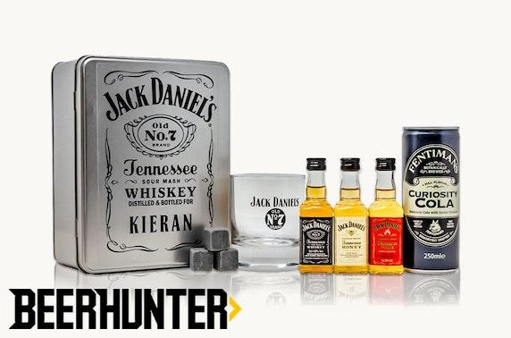 Beer or whisky gift packs