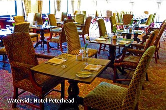 The Waterside Hotel Peterhead stay - from £49