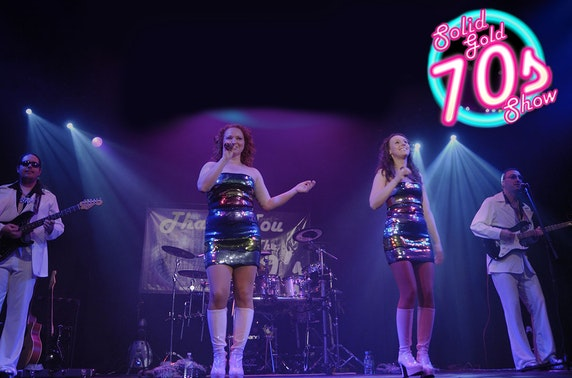 Solid Gold 70s Show, The Liquid Room