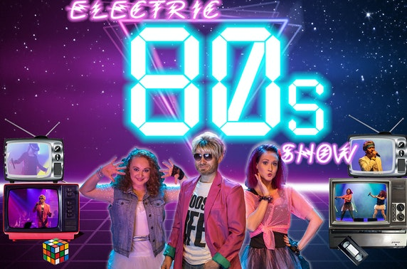 The Electric 80s Show at The Liquid Room