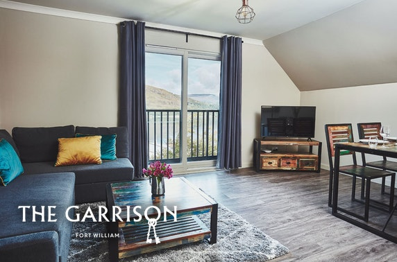 4* Fort William self-catering apartment stay