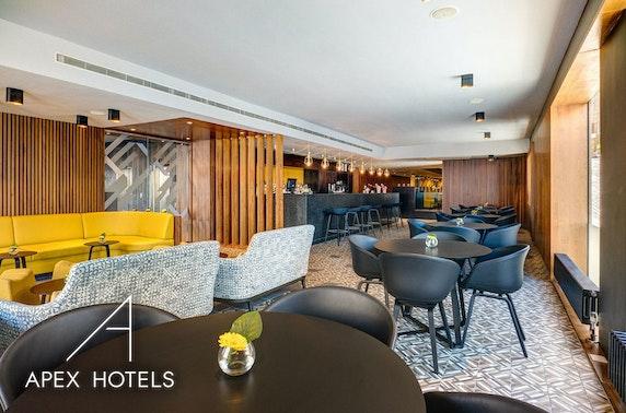 Apex City of Edinburgh Hotel stay