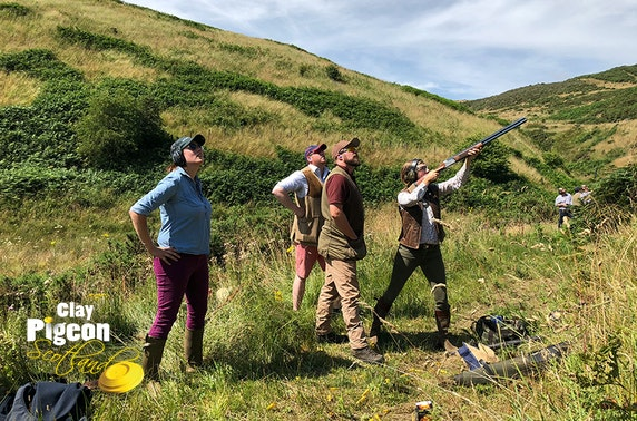 Clay pigeon shooting, Stirling
