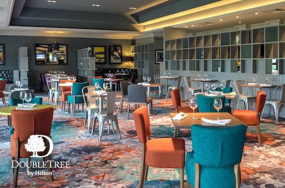 DoubleTree by Hilton Edinburgh Airport stay