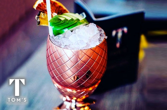 Cocktails at Tom's Bar Dundee - from £5pp