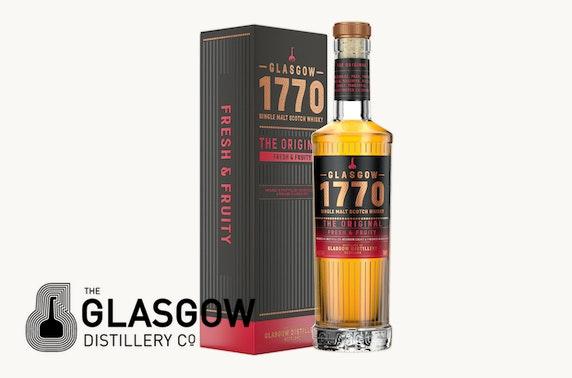 Award-winning whisky delivered