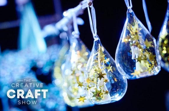 Creative Craft Show & Crafts for Christmas, SEC