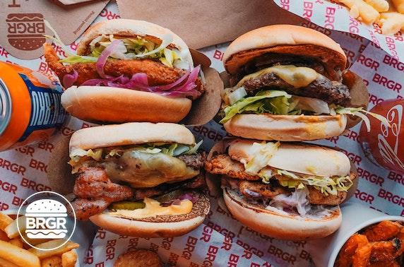 BRGR burger kit