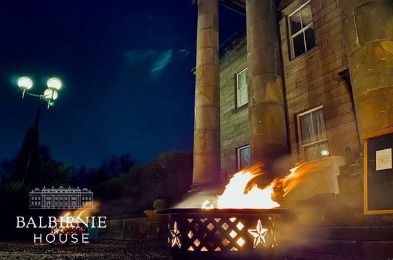 Balbirnie House Hotel takeaway