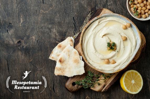 Mesopotamia Restaurant voucher
