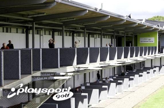 Playsport Golf driving range