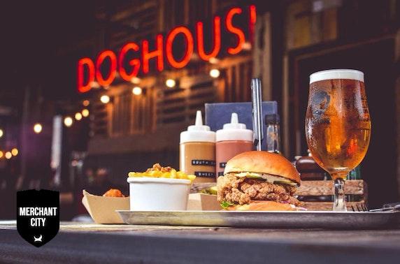 BrewDog burgers & beer, Merchant City