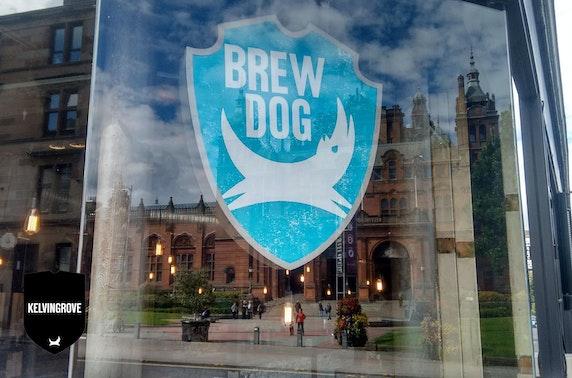 BrewDog Kelvingrove burgers & beer