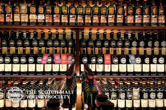 Scotch Malt Whisky Society workshop