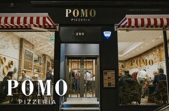 Pomo Pizzeria, Haymarket