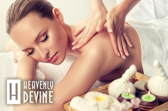Heavenly Devine Beauty Salon treatments