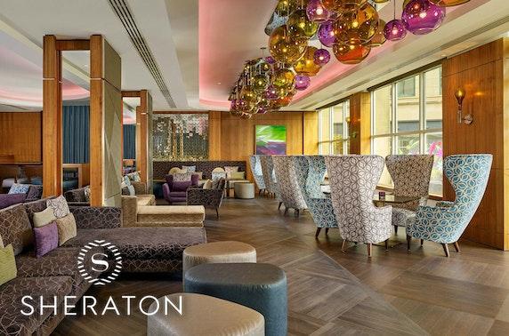 5* Sheraton Grand Hotel & Spa, Edinburgh