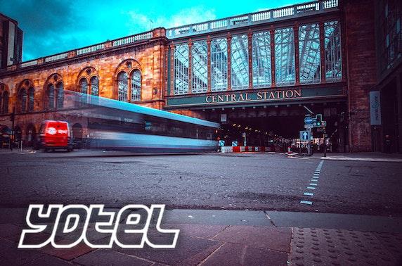 YOTEL Glasgow City Centre stay