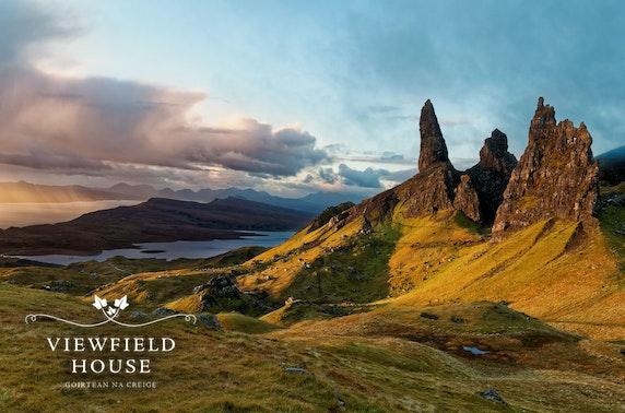 Isle of Skye getaway, nr Portree