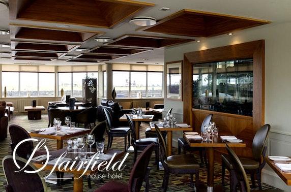 4* Fairfield House Hotel DBB, Ayr