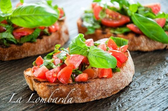 La Lombarda Italian dining