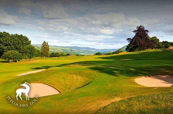 Award-winning Pitlochry Golf
