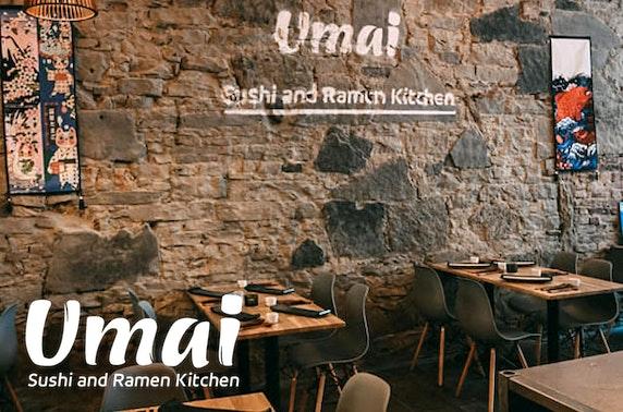 Umai Sushi and Ramen Kitchen