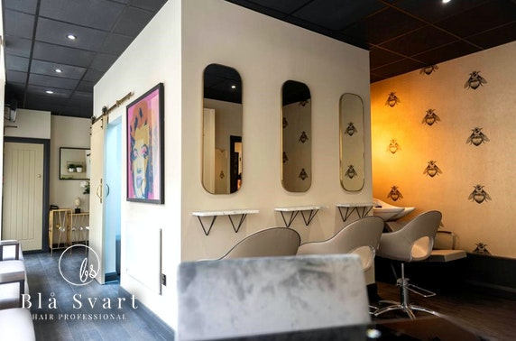 Blå Svart hair treatments, City Centre