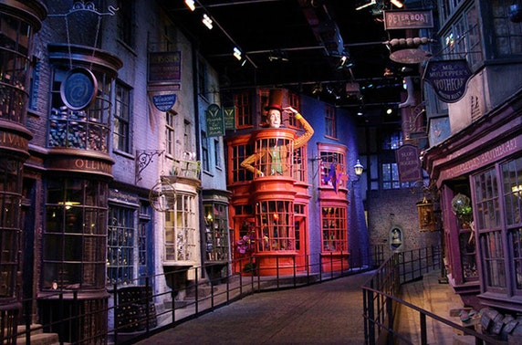 Harry Potter studio tour & hotel stay