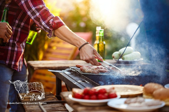 Cedar Cottage Country Foods meat pack