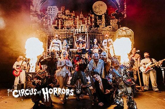 Circus of Horrors, Barrowland Ballroom