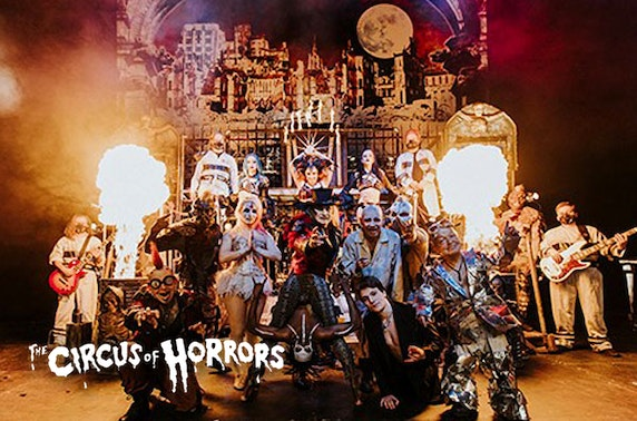 Circus of Horrors, Whitehall Theatre